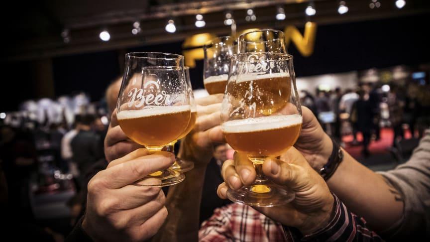 Under Nolia Beer hålls arbetsseminarium för ökat samarbete mellan mikrobryggare i svenska Västerbotten och finska Österbotten genom projektet Bothnia Business Innovation.