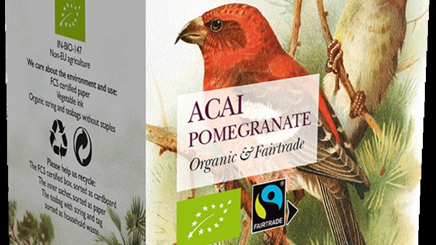 Acai granatäpple, Life by Follis