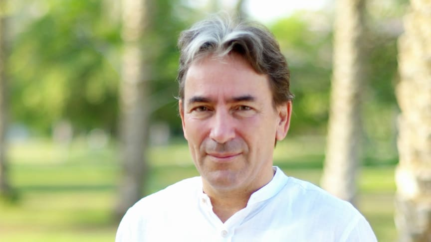 Helmy Abouleish, Sekem, partner of the World Goetheanum Association (Photo: Economy of Love)