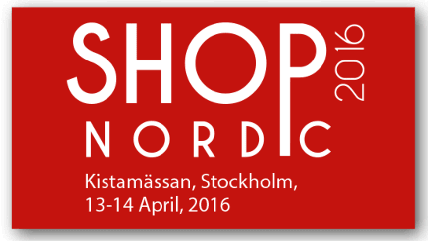 SafeTeam på Shop Nordic på Kistamässan, 13-14 april