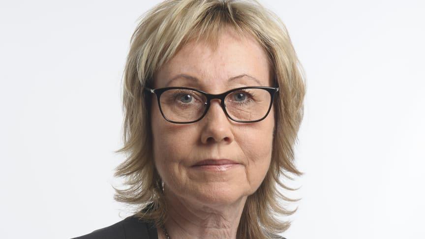 Maritha Sedvallson, ordförande i Astma- och Allergiförbundet.