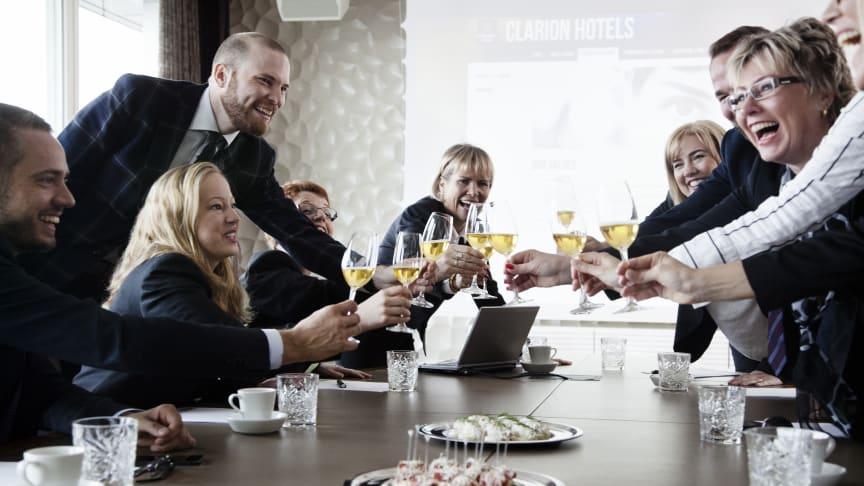 Clarion Hotel Arlanda Airport hyllas av gästerna