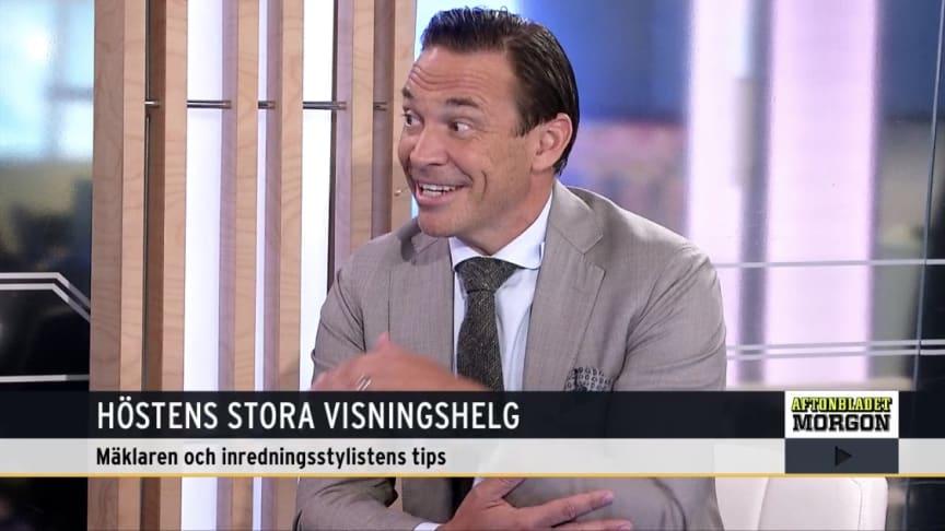 Niklas Berntzon i Aftonbladet morgon 23 Augusti 2019