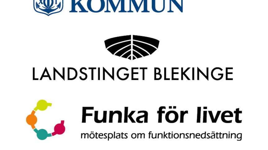 Karlskrona kommun & Samverkansnämnden Landstinget Blekinge samarbetspartners till mötesplats om funktionsnedsättning