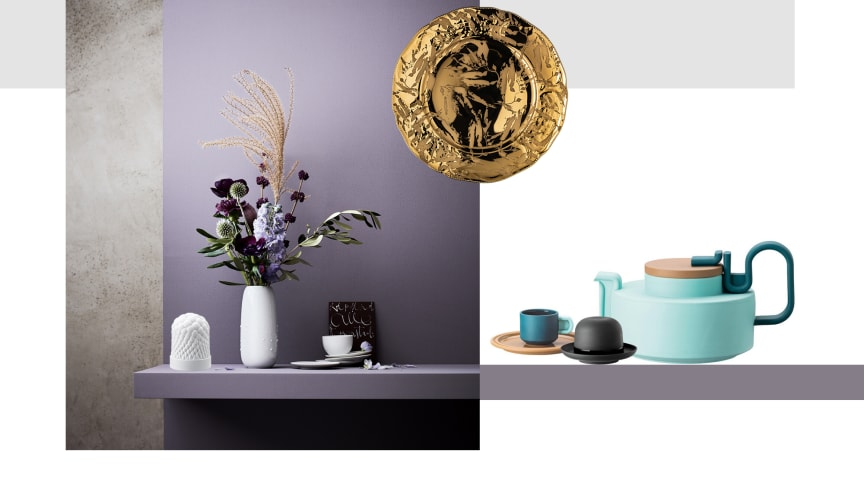 Diese Rosenthal Produkte sind auf der Ambiente Trendshow zu sehen.