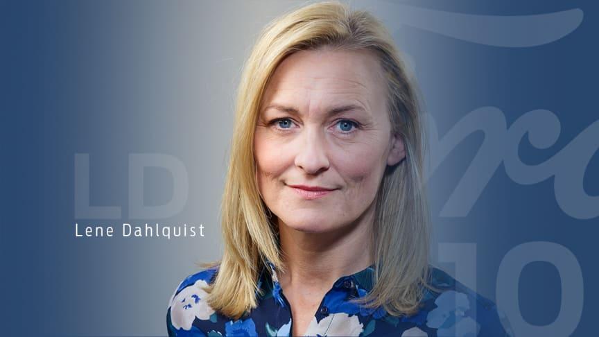 100 års management: Lene Dahlquist