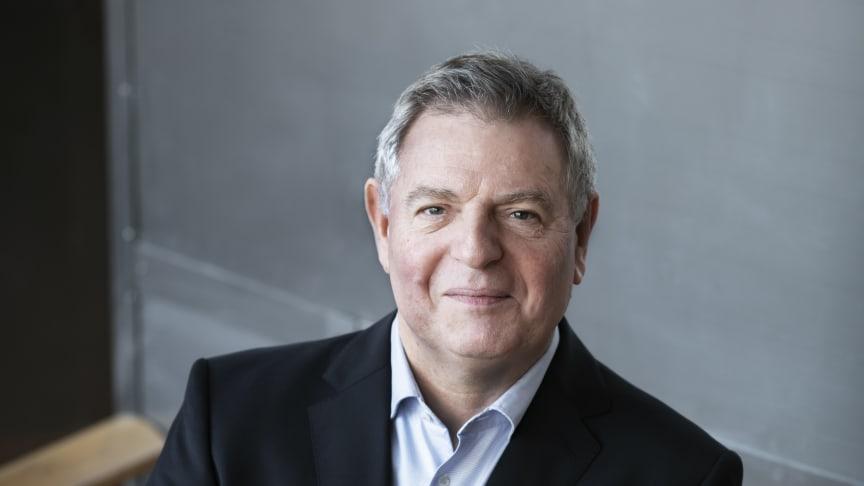 SONs chefdirigent Karl-Heinz Steffens. Foto Mats Bäcker.