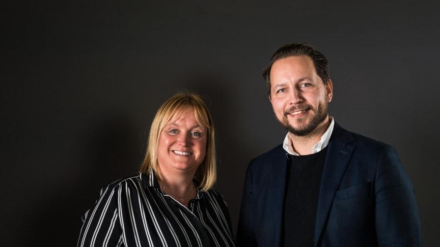 Jenny Engström och Niklas Tideklev, Dialogmakarna