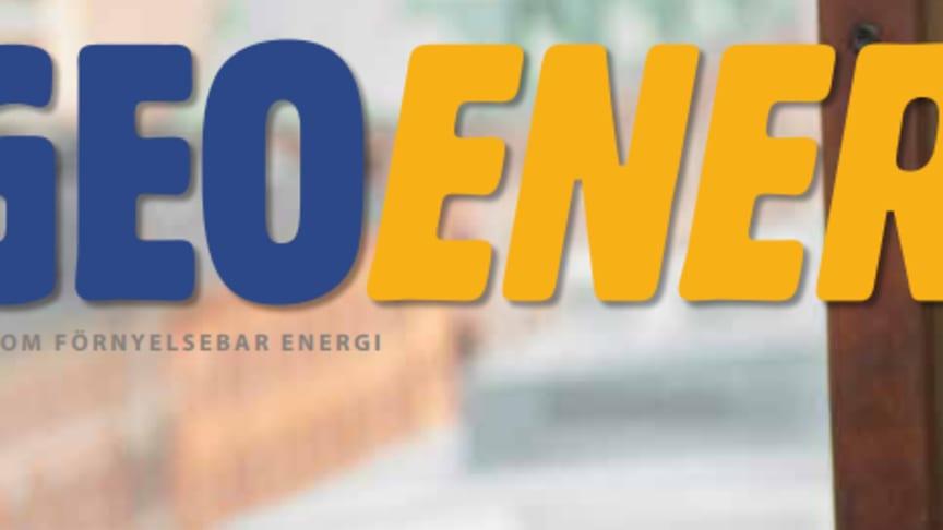 Källa: Svensk Geoenergi, tidning nr 2 2017
