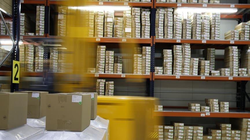 Visma kjøper NYCE Solutions og styrker satsingen på system for internlogistikk og lagerhåndtering