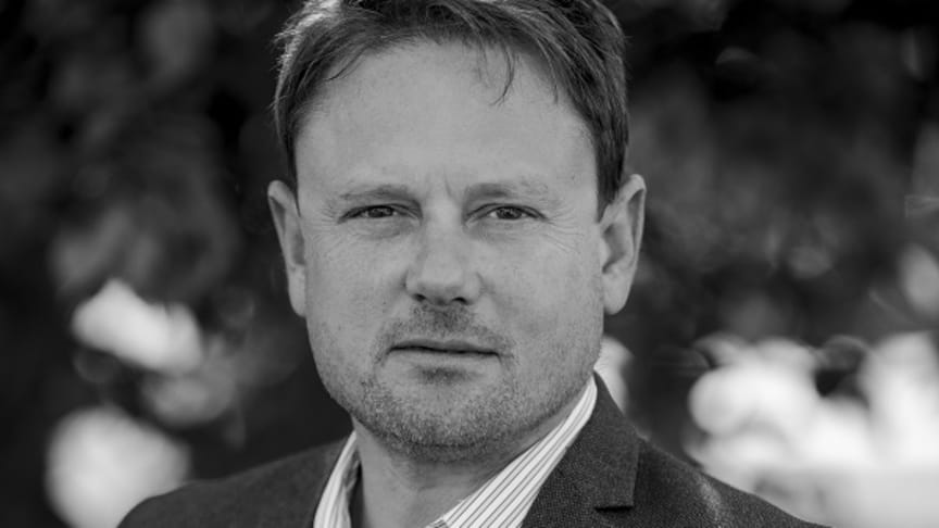 Niklas Lundin, vd Anebyhusgruppen