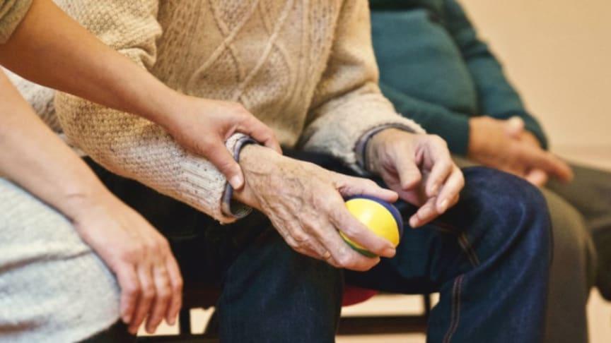 Ny kunskap om hälsorisker bland äldre personer som får kommunal vård