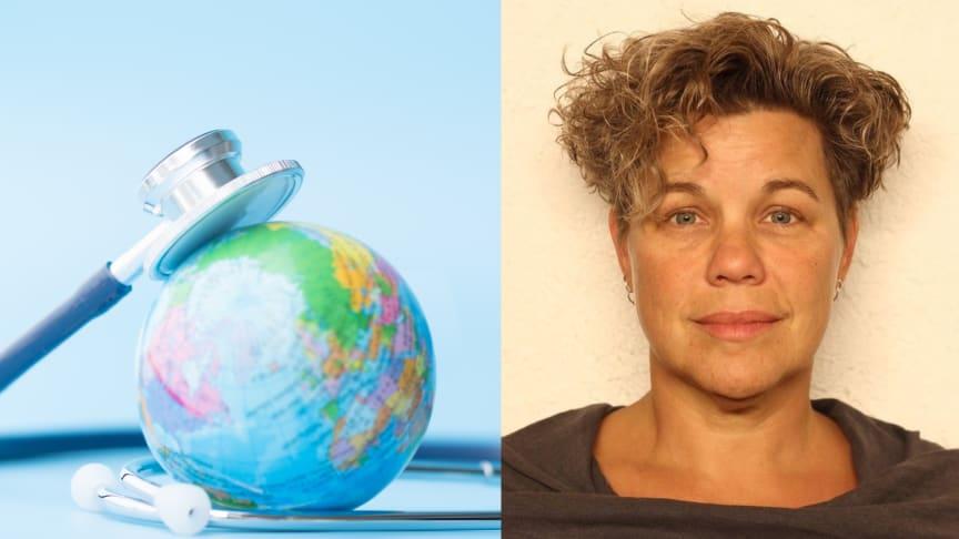 Maria Furberg, dubbelspecialist i infektionssjukdomar och allmänmedicin på Norrlands Universitetssjukhus i Umeå, är mottagare av Klimatstipendiet 2019.
