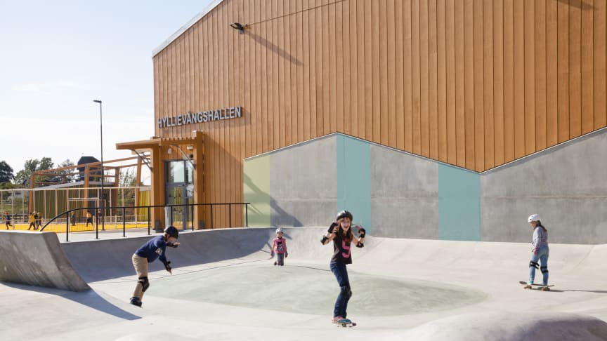 Hyllievångsskolan