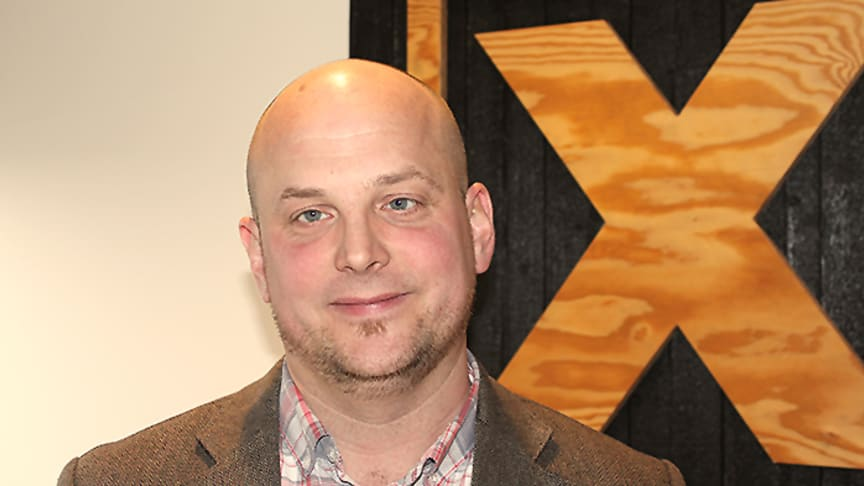 Tomas Hedman Strömhielm blir ny försäljningschef på XL-BYGG