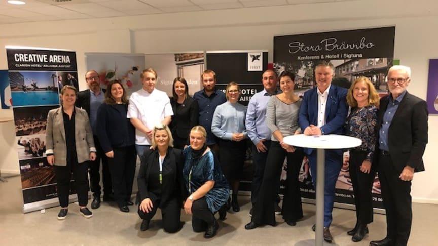 Sigtunas hotellnätverk och Arbetsförmedlingen samverkar kring kockutbildning