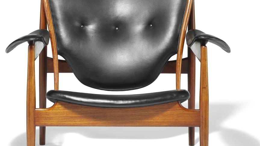 """Finn Juhl: """"Chieftain Chair"""""""