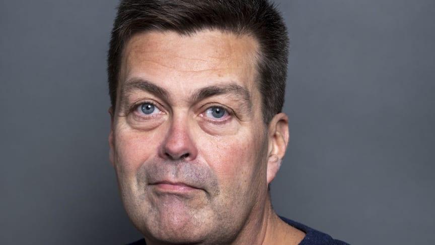 Anders Olin (SD), ledamot i kommunfullmäktige
