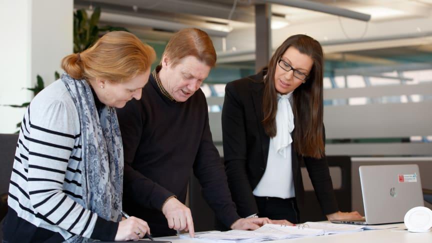 Med det nya systemet kan Forsen arbeta effektivare och med ännu högre kvalitet mot kunden.