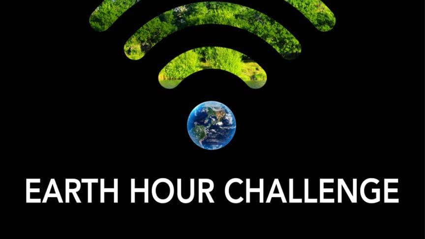 """För oss på Wihlborgs blev det självklart att anta WWF´s och Deedsters utmaning """"Earth Hour Challenge"""" som pågick den 2-28 mars."""