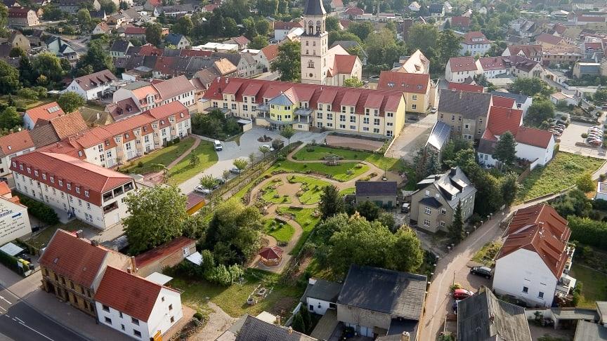 Bad Düben in Nordsachsen soll eines der schnellsten Internet-Netze der Welt bekommen Foto: G. Obst/Touristinformation Bad Düben
