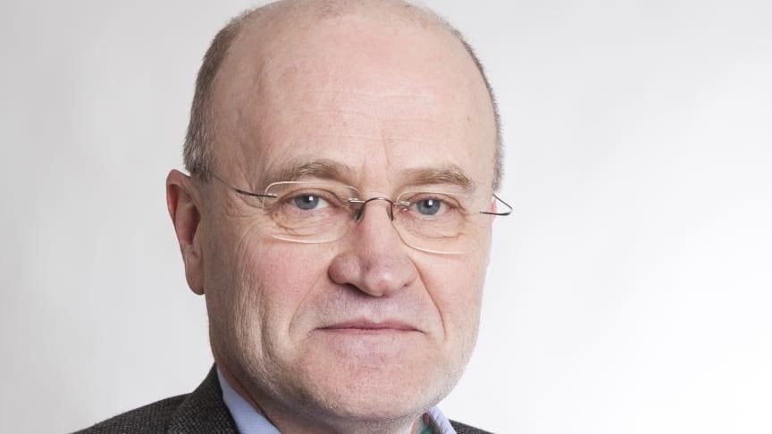 SLU:s rektor Peter Högberg begär entledigande. (Foto: Jenny Svennås-Gillner, SLU)