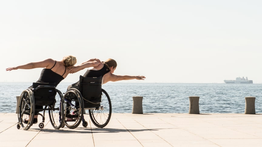 Ett trettiotal dansare möts 3-7 juni i Malmö inom EU-projektet Europe Beyond Access.