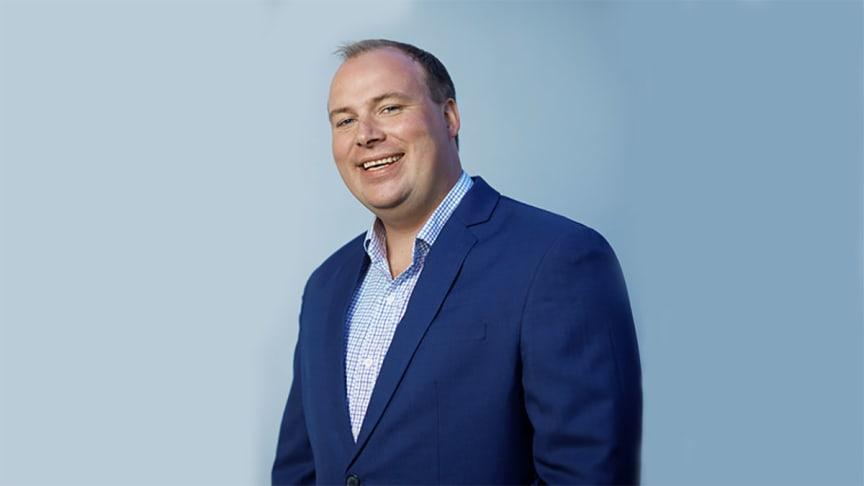 Anders Christian Guttormsen er ny administrerende direktør i Orkla  Confectionery & Snacks Norge.