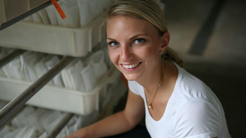 Logistikbranschen utmanas av Maria Svantemark att ta ett gemensamt ansvar för en hållbar framtid