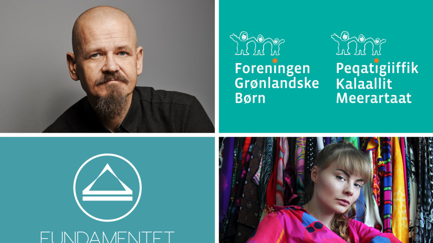 Forfatter Kim Leine, fotograf: Robin Skjoldborg. Filminstruktør Annika Berg, fotograf: SA NM.
