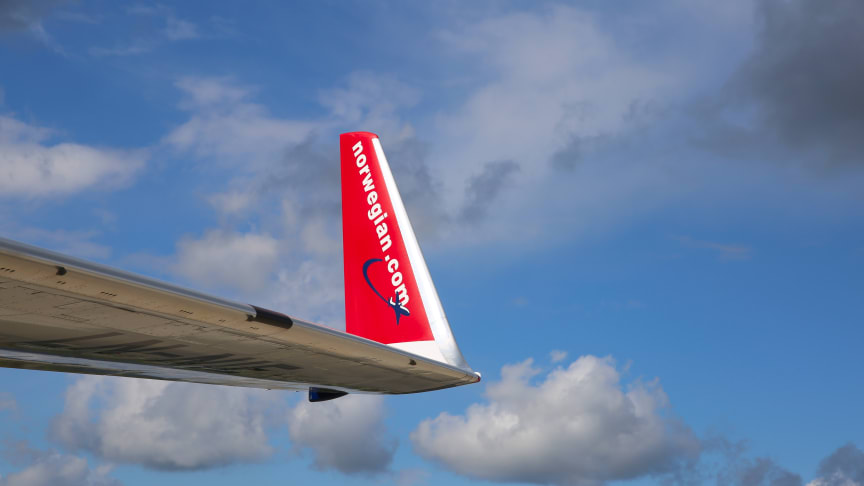 Norwegian strongly affected by COVID-19 – 71 percent passenger decline, 8,000 furloughed or laid off employees and 140 grounded aircraft