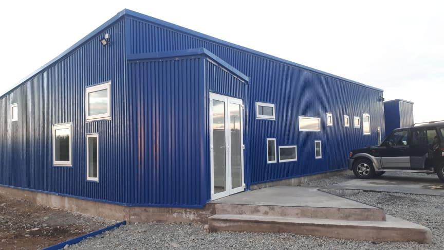 NIVA Chile i nye kontorlokaler