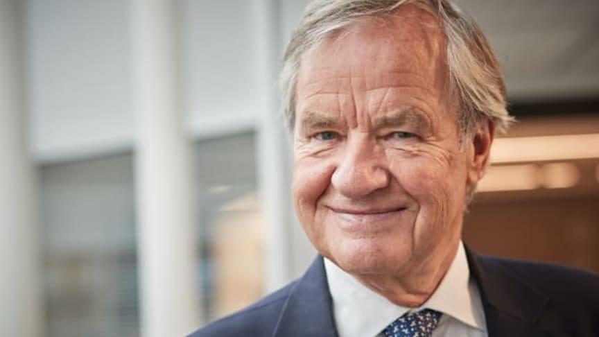 CEO Bjørn Kjos steps down. Photo credit: Kristoffer Sandven
