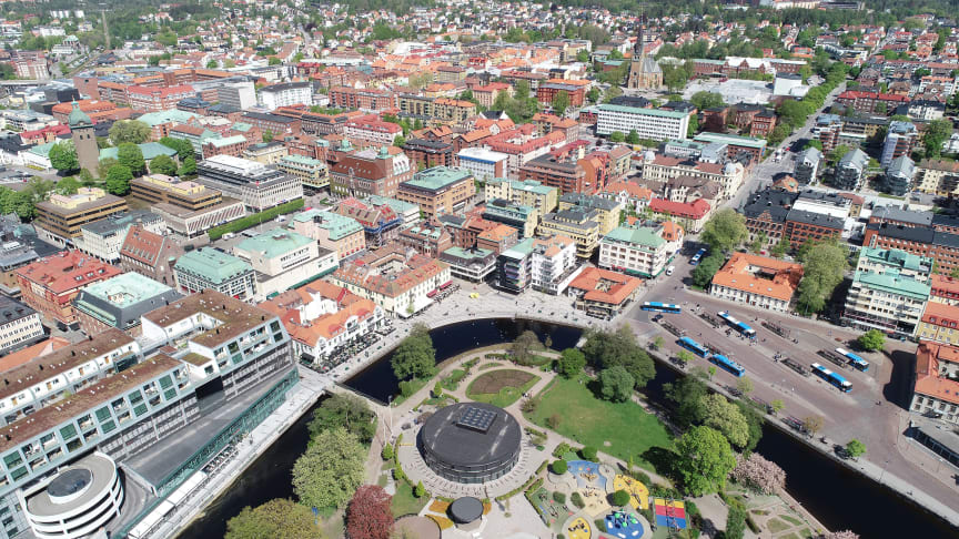 Stadsbyggnadsdagarna väljer Borås som kongressort 2020