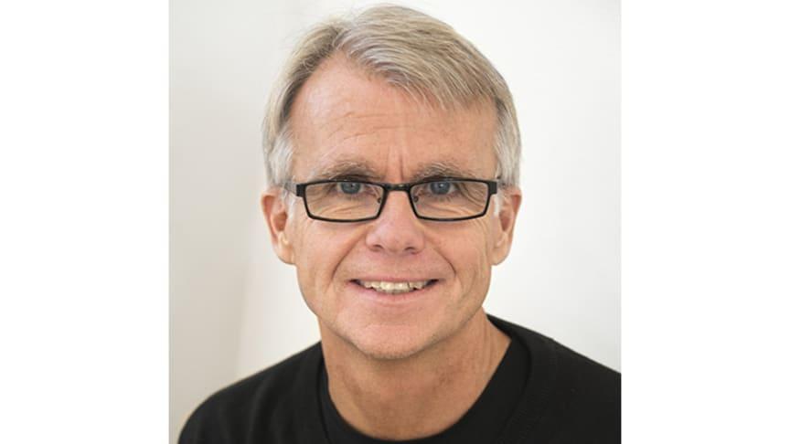 Anders Malmstigen blir SMR:s nya generalsekreterare. Foto: Ninna Ekstrand, SMR