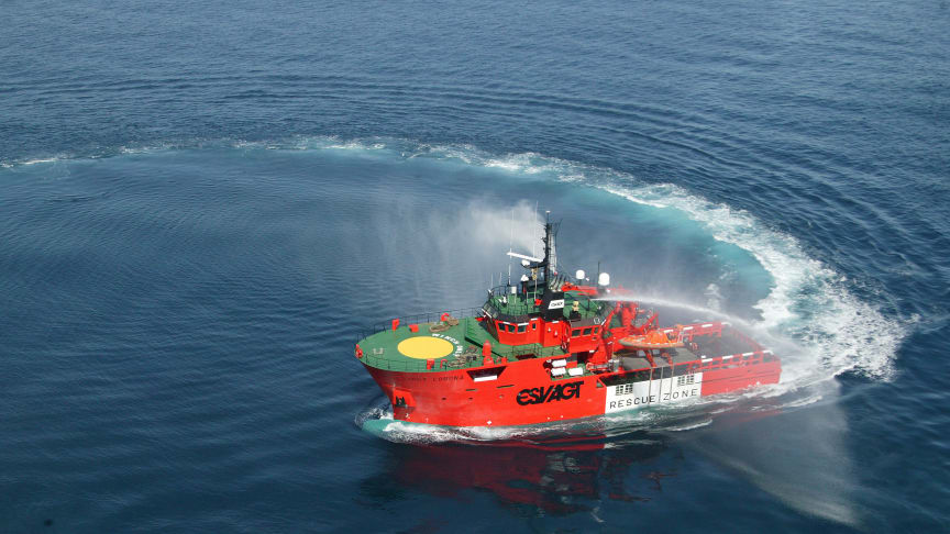'Esvagt Corona' extends contract