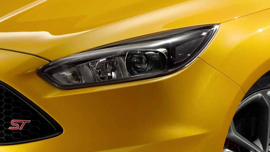 Ny Ford Focus ST får verdenspremiere