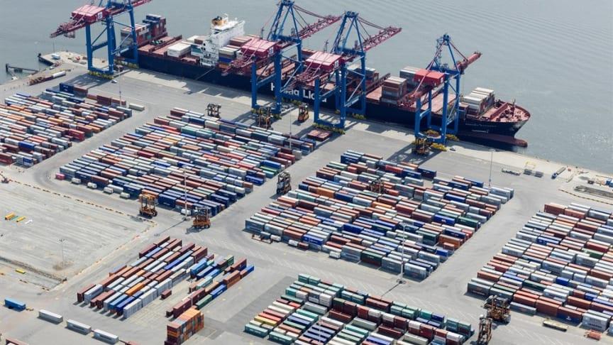 Kraftigt minskad passagerartrafik i svenska hamnar under andra kvartalet 2020