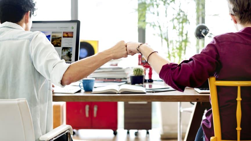 Genom det nya partnersamarbetet kan Linserv med hjälp av InExchange erbjuda en smart helhetslösning för ut- och ingående fakturor. Foto: Shutterstock