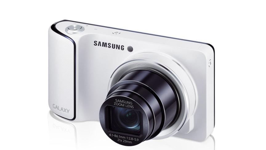 Dela bilder när det händer: Samsungs Androidkamera nu i butik