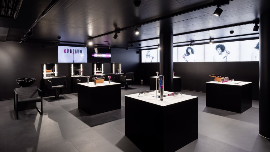 Dyson Demo Store - Beauty Lab, Zürich