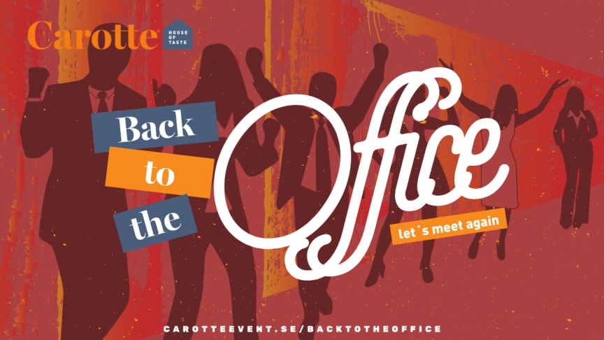 Carotte Back to the Office - Dags att återsamla teamet