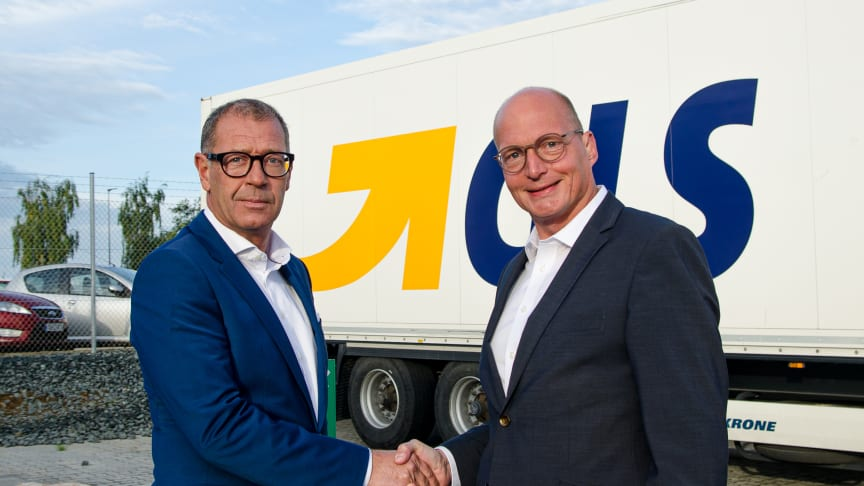 Steen Ravnsbæk Kristensen glæder sig til sammen med en stærk organisation at overtage stafetten og fortsætte den positive udvikling GLS Denmark er inde i.