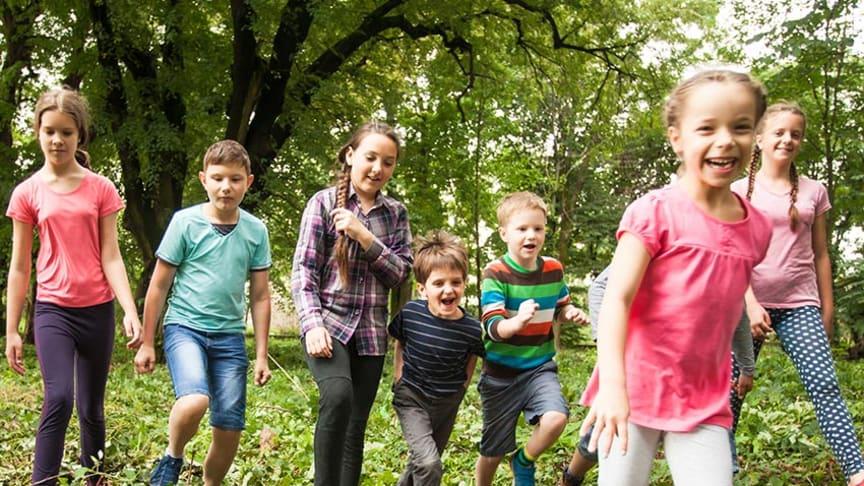 Die Kinder freut's: Der SAUBER-Waldpreis ist mit insgesamt 9.000 Euro dotiert. Foto: oksix/AdobeStock
