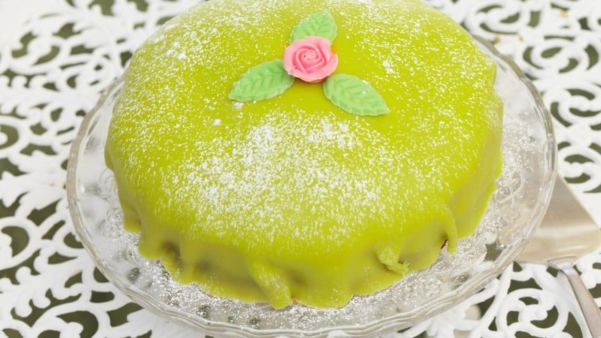 Prinsesstårta är en klassisk tårta du lätt kan baka själv