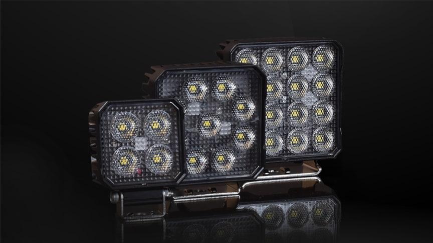 Med riktigt bra ljus och innovativa funktioner spås BriodLights Enrich arbetsbelysning gå en ljus framtid till mötes på marknaden.