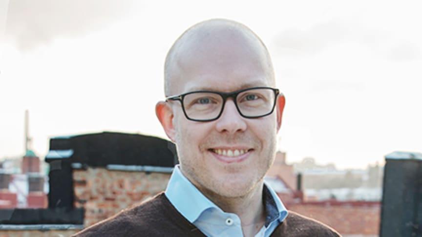 Stefan Hadlin blir ny byråchef på Celebration