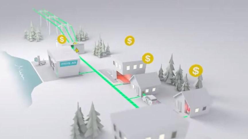 Glitre Energi med i Norflex