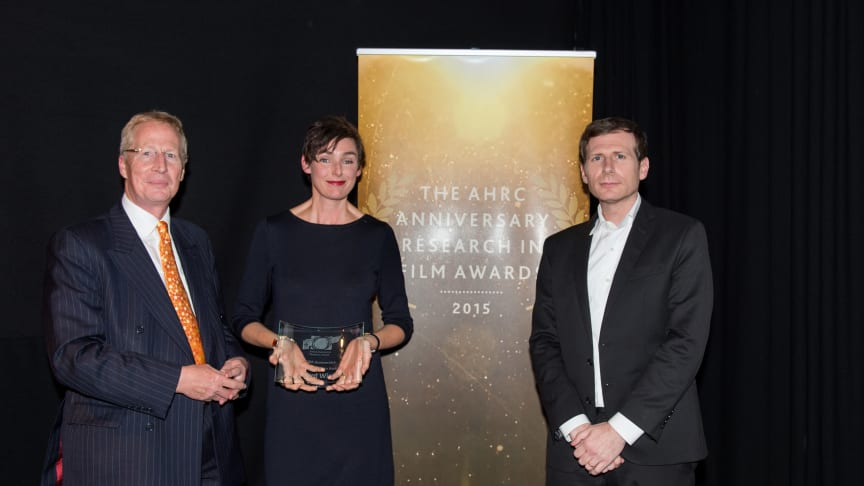 Northumbria arts student wins prestigious filmmaking award