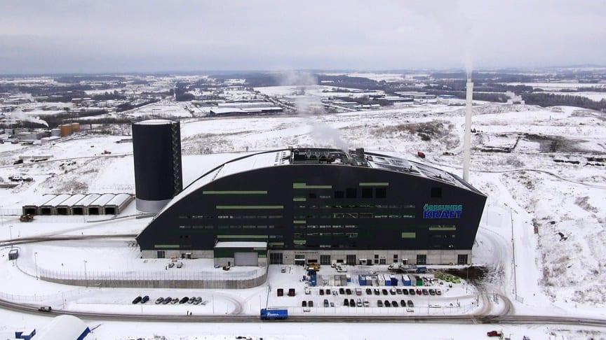 Filbornaverket, en del av Öresundskraft. Foto: Propellermedia.